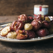 perfectly roasted potatoes recipe